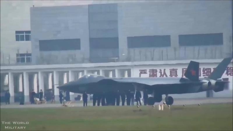 Într-o lume în care războiul este iminent China îşi arată noua generaţie de avioane invizibile : Chengdu J 20. Avionul care i-a înspăimântat pe Americani.