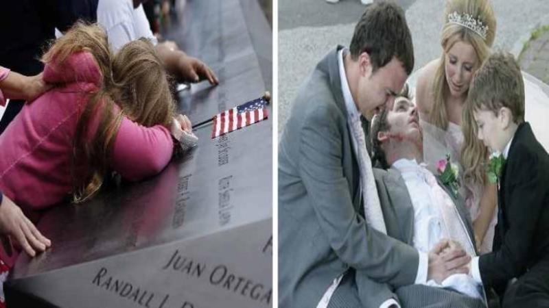 Această micuţă şi-a pierdut tatăl în teribilul INCIDENT de la 9/11: Cum a găsit-o mămica pe tânăra de 4 ani în camera ei... îţi va ridica părul pe şira spinării! I-a şocat pe toţi comportamentul ei ieşit din comun