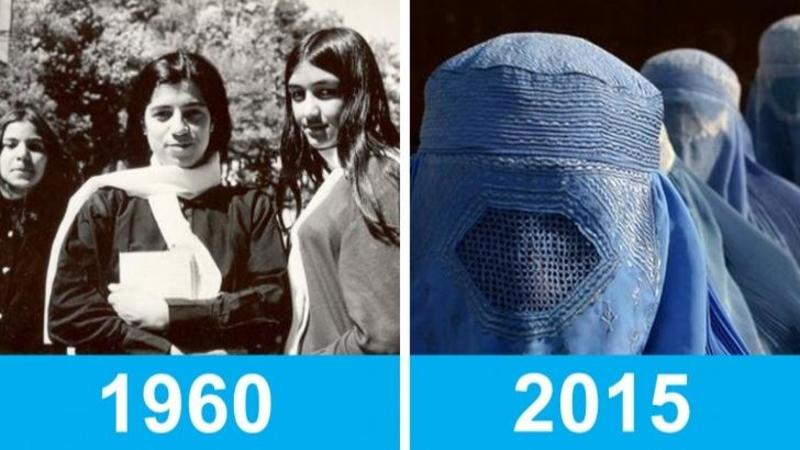 Cu toţii ştim cum arată Afghanistanul acum de la televizor - Dar uite cum arăta acum 50 de ani înainte de război şi democraţie... vei rămâne surprins, este mai frumos ca multe ţări occidentale din ziua de azi!