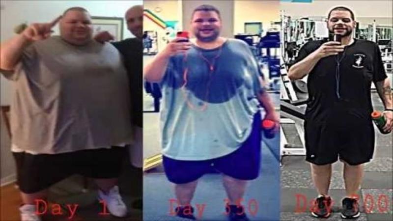 A slăbit 192 de kg datorită doctorului care i-a spus că nu va mai apuca 35 de ani! Cum arată acum după 700 de zile este de NERECUNOSCUT! Transformarea lui este ULUITOARE