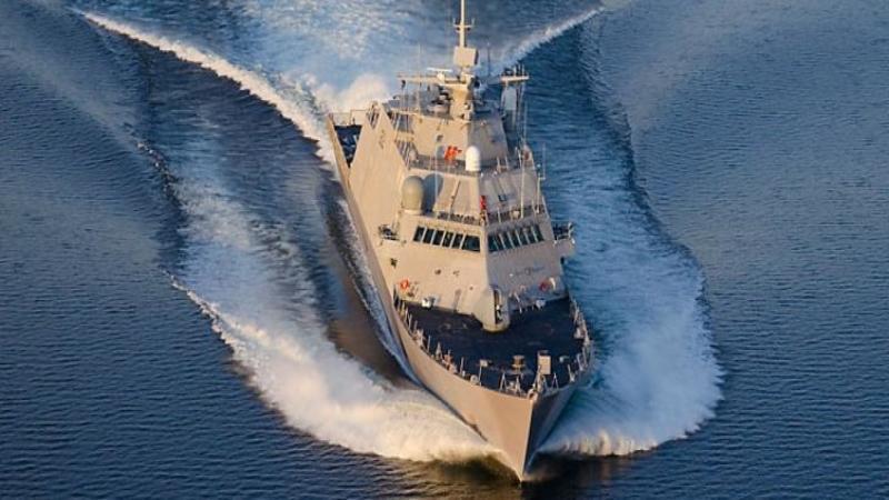 Fi atent la NAVA asta de război, este ultima armă mortală de pe oceane lansată de Americani! Este atât de rapidă şi bine construită încât doar o bombă atomică o poate scufunda... WOW