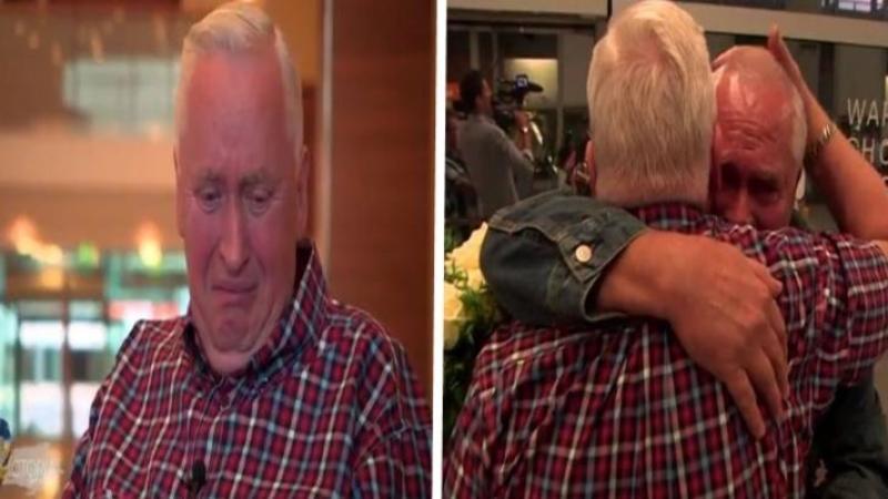 S-au născut în LAGARUL de la Auschwitz şi au fost separaţi datorită războiului, dar acum după 70 de ani se reîntâlnesc pentru prima dată, iar când privirile lor se întrepătrund... totul stă pe loc! Un video emoţionant