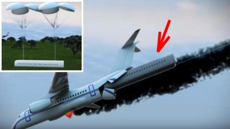 Invenţia care va SALVA mii de oameni de la moarte în cazul unui accident AVIATIC! Iată cum vom călătorii fără teamă şi în siguranţă pe viitor cu avioanele!