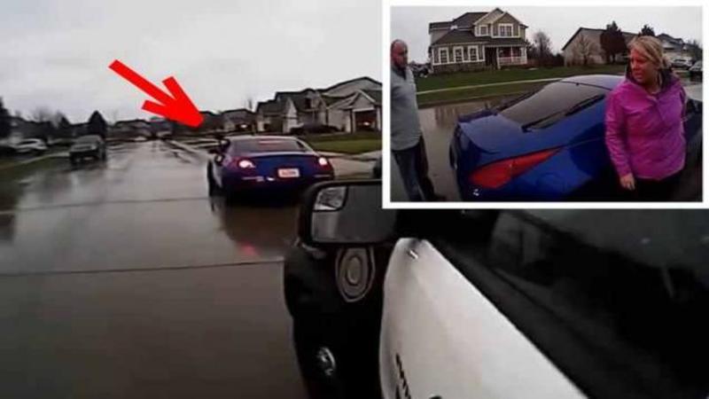 Poliţia opreşte o maşină suspectă în trafic şi după un mic control descoperă un lucru şocant despre cei aflaţi în autovehicul: Câteva minute mai târziu... nu îţi vei mai găsi cuvintele de emoţie!