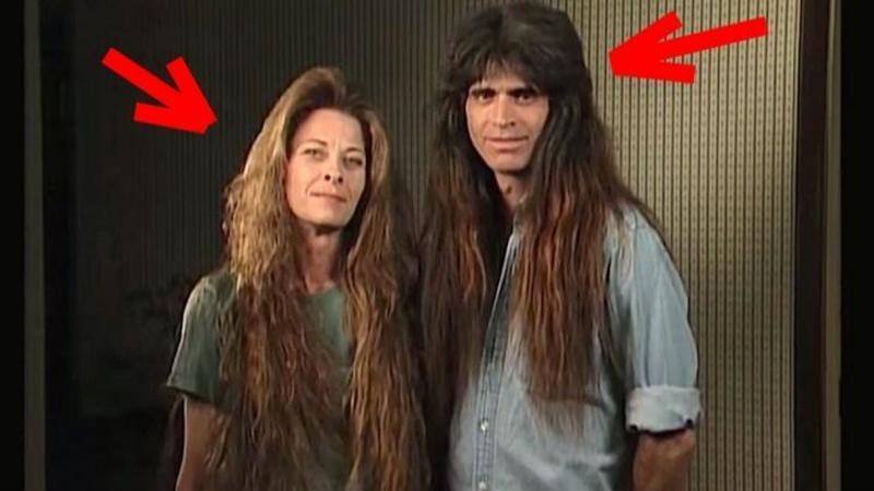 Nu s-au mai TUNS din 1985, dar sunt pe cale de a avea o transformare FANTASTICA! Cum arată acum acest cuplu nu le-a venit să creadă nici lor... WOW
