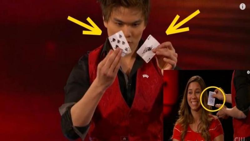 Pare IMPOSIBIL: Dar ce face acest magician cu cărţile de joc îţi va tăia respiraţia! Un video care îţi va lăsa mintea în ceaţă... INCREDIBIL