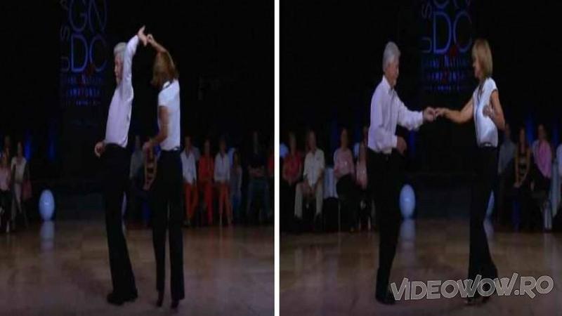 Dansează împreună de mai bine de 35 de ani şi se cunosc atât de bine pe ringul de dans încât corpurile lor parcă se contopesc unul cu celălalt! Ce fac aceşti dansatori minunaţi în faţa publicului am rămas impresionant... Fenomenal