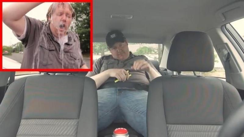 Crezi că poţi să stai închis în maşină pe timp de caniculă? Mai gândeşte-te odată, iată ce au păţit cei care au încercat asta! Nu au rezistat nici măcar 3 minute