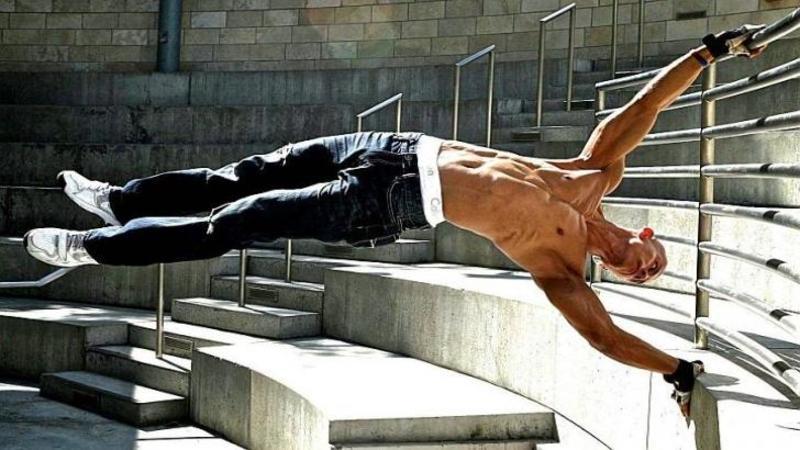 Singurul vegetarian CULTURIST din lume: Are o forţă extraordinară iar exerciţiile lui te vor da pe spate - Ce reuşeşte să facă în sala de forţă întrece orice limită a corpului omenesc