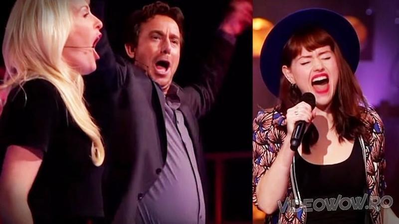 In momentul în care a păşit pe scenă şi a deschis gura... Dumnezeule, PERFECTIUNE! Când ai să auzi vocea acestei micuţe vei rămâne fără cuvinte, iată cum a surprins o sală întreagă cu talentul ei incredibil