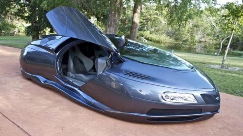Maşina pe care o vei conduce în câţiva ani nu seamănă cu nimic din ce ţi-ai imaginat! Este incredibil cum se manevrează un astfel de AUTOMOBIL al viitorului! WOW