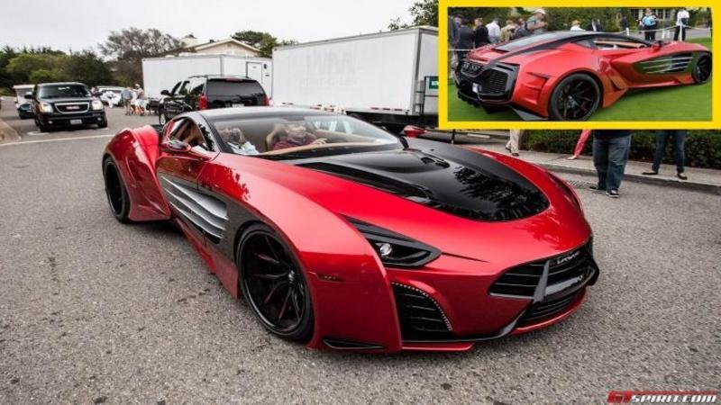 Maşina de 1750 cai putere care costă $2 milioane de dolari pentru care nu s-a inventat RADAR!