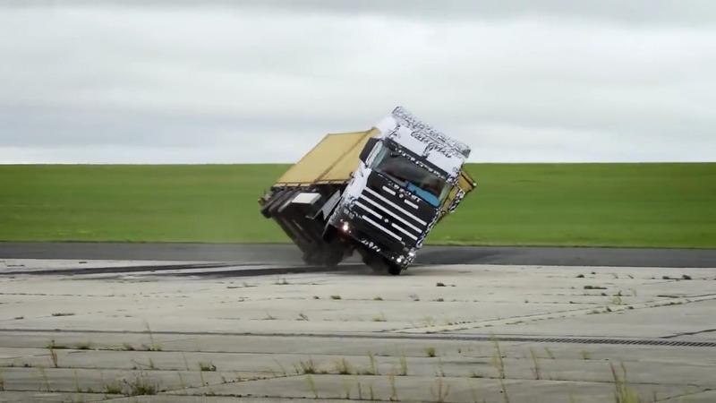Cat de sigure sunt autocamioanele SCANIA ? Foarte sigure, tinand cont de ultimele tehnologii prezentate chiar de faimosul producator.