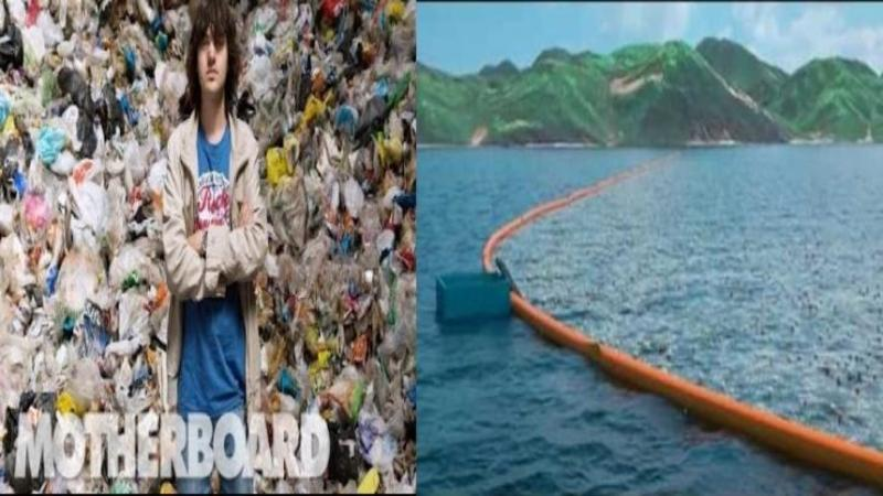 FENOMENAL ! Invenţia unui ADOLESCENT care va salva PLANETA de la DEZASTRU: Iată ce a reuşit să construiască pentru a scăpa de deşeurile din OCEANE!!