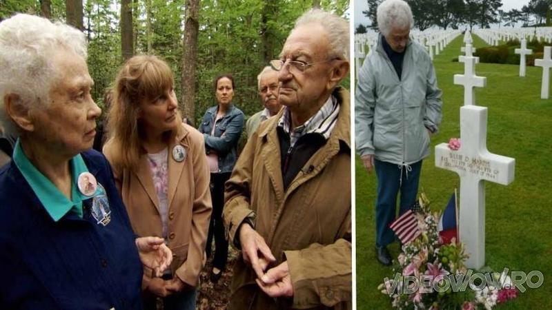 A fost VADUVA timp de 60 de ani fără să ştie ce s-a întâmplat cu soţul ei! Ce află acum după atâta timp despre bărbatul care l-a iubit din toată inima... Emoţionant