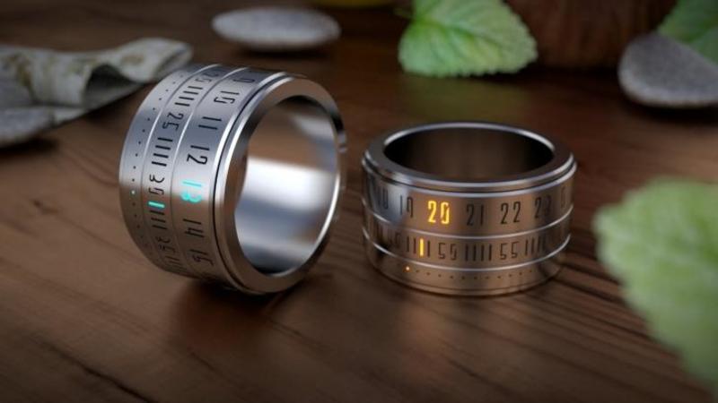 Spune ADIO banalului CEAS, iată cel mai inteligent INEL fabricat vreodată: Este ultima invenţie pe care o poţi purta pe deget în formă de inel dar care îţi dă ora exactă!