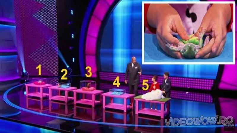 I-au adus pe scenă 5 cutii cu câte 5 animale diferite! Când micuţa din imagine a început să le atingă... Incredibilul s-a petrecut! La ce au asistat toţi cei prezenţi pare ireal