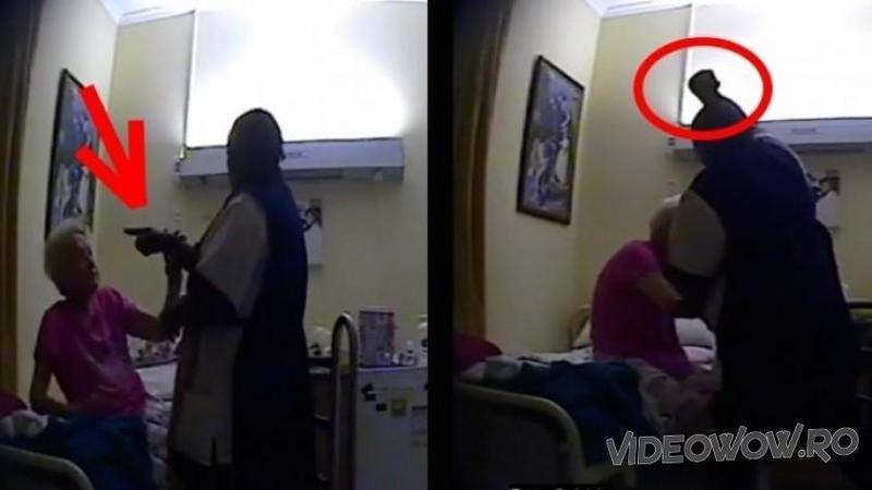 Bunica avea mereu vânătăi pe CORPUL ei şi nepoţii nu ştiau de la ce, până au ASCUNS o cameră video: Ce au descoperit este şocant! Cea care ar trebuii să aibe grijă de ea, era un MONSTRU cu chip de om
