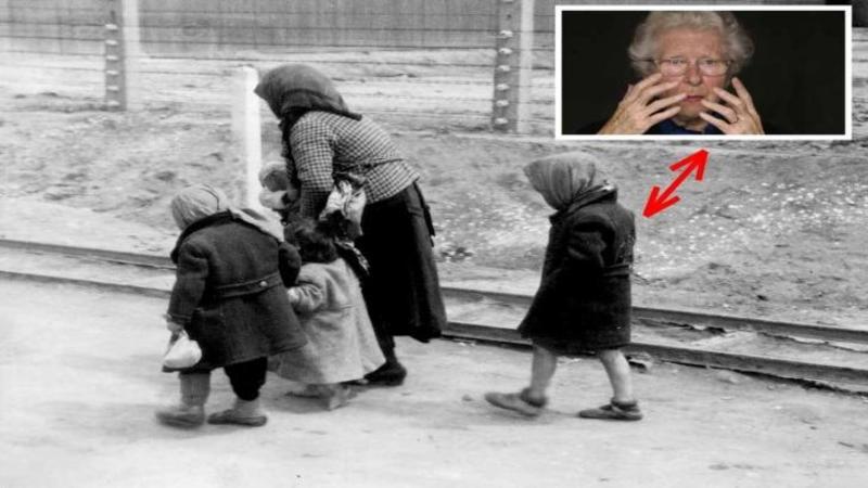 Acum 70 de ani această femeie pe când era în LAGARUL de la Auschwitz i-a dat o bucată de ciocolată unei femei însărcinate: Ce s-a întâmplat după mulţi ani de la acea faptă... mi-a umplut sufletul cu bucurie şi emoţie... Dumnezeule